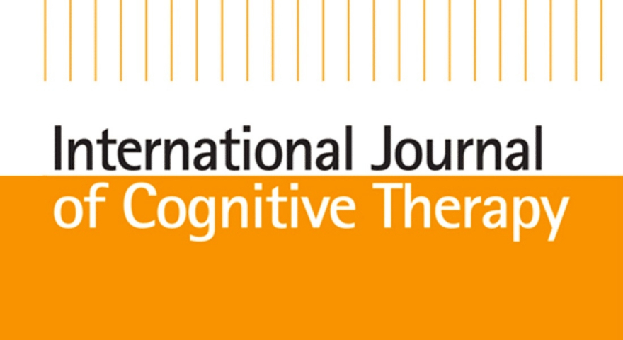 International journal cognitive therapy
